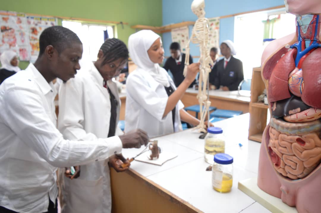 Be a leading institution for preventive and curative health science and environmental studies in Nigeria.